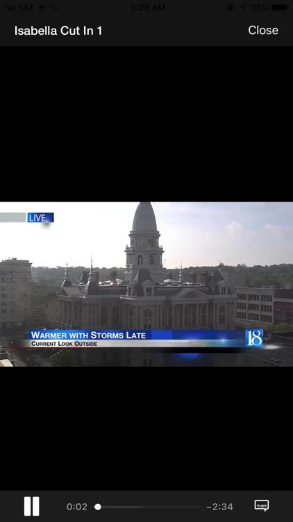 WLFI-TV News Channel 18 screenshot-5