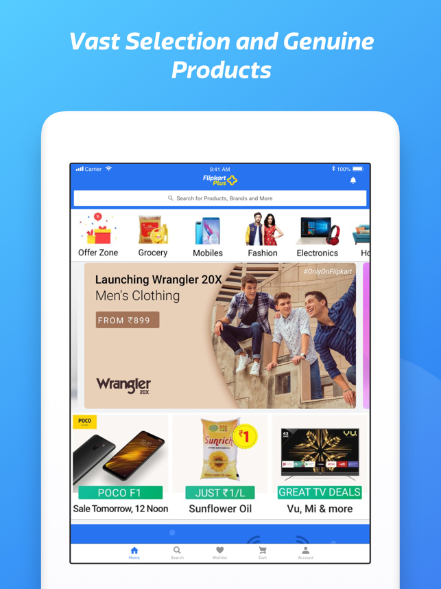 ‎Flipkart - Online Shopping App Screenshot