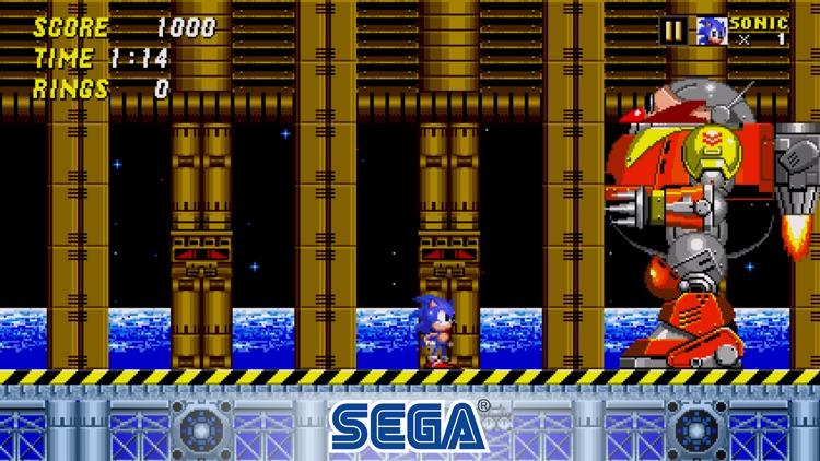 Sonic the Hedgehog 2 ™ Classic screenshot-3