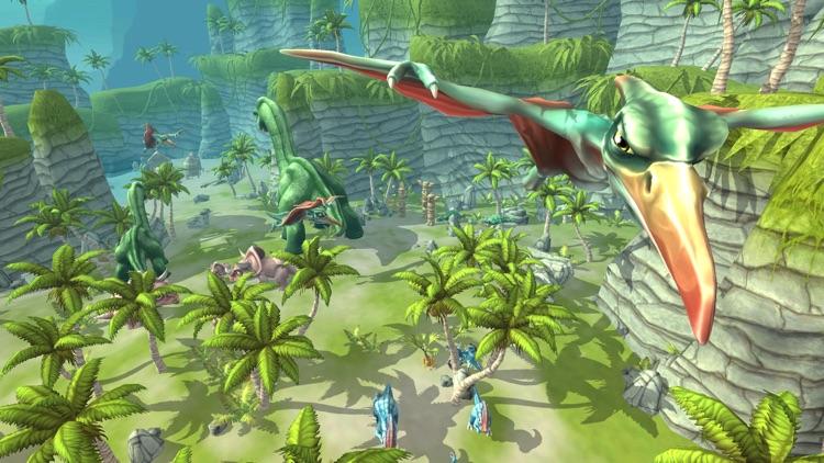 VR Jurassic Dino Park World screenshot-8
