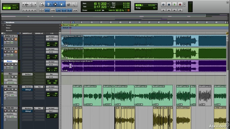 Tips Course For Pro Tools 11 screenshot-3