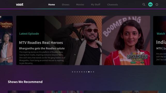 Voot TV on the App Store