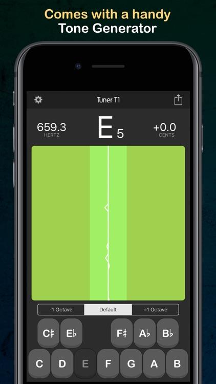 Tuner T1 Pro screenshot-3