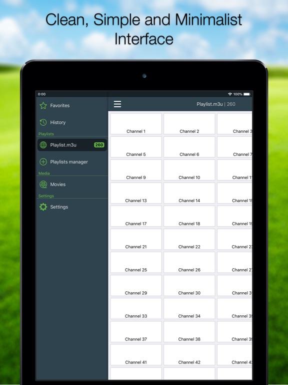 Flex IPTV by artur tagirov (iOS, United States) - SearchMan