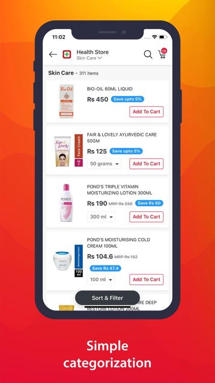 MedPlus Mart - Online Pharmacy screenshot-8