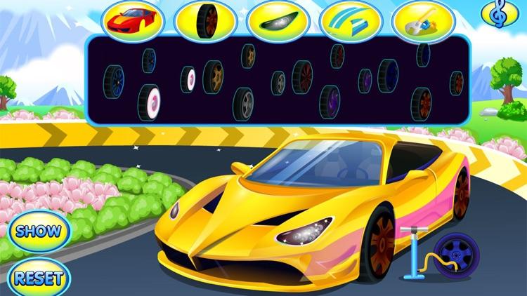 Sports car wash - car care screenshot-7