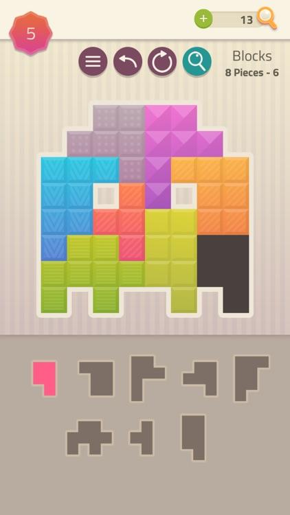 Polygrams - Tangram Puzzles screenshot-5