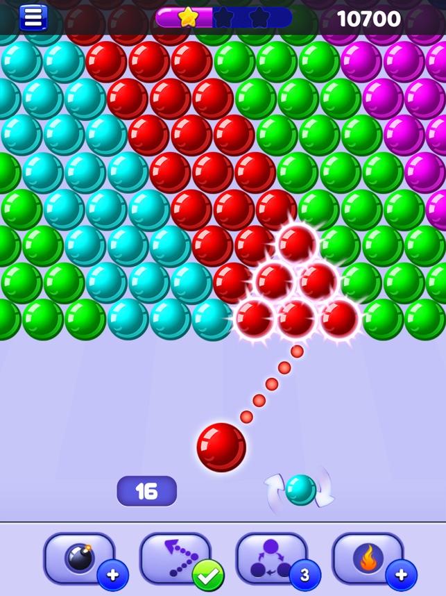 Renkli Top Patlatma Oyunlari