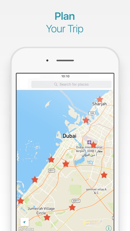 Dubai Travel Guide and Map
