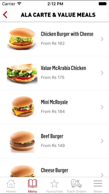McDelivery Pakistan screenshot-3