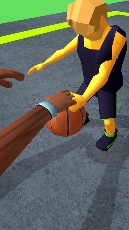 Dribble Hoops screenshot-8