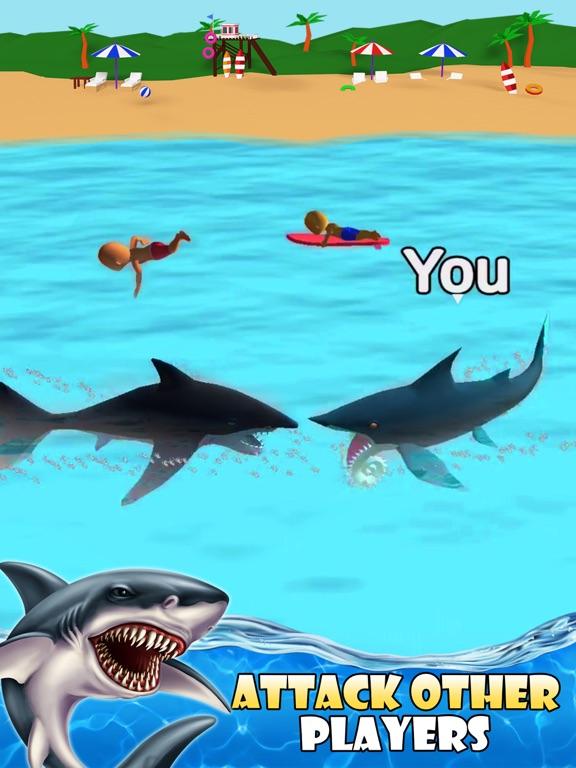 Shark Attack -Simulator games screenshot 7