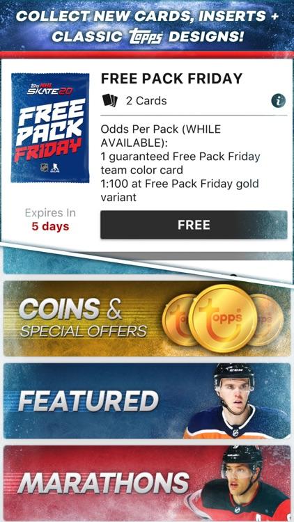 NHL SKATE: Hockey Card Trader screenshot-5