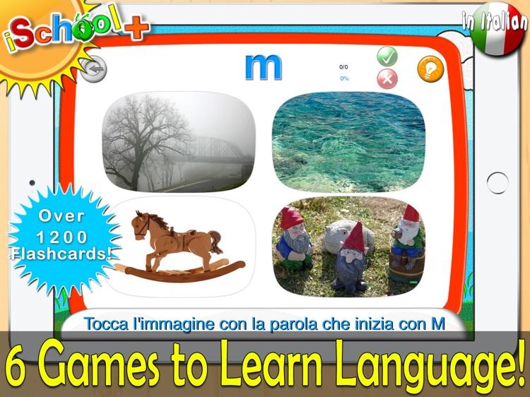 iSchool+ for Italian Language!