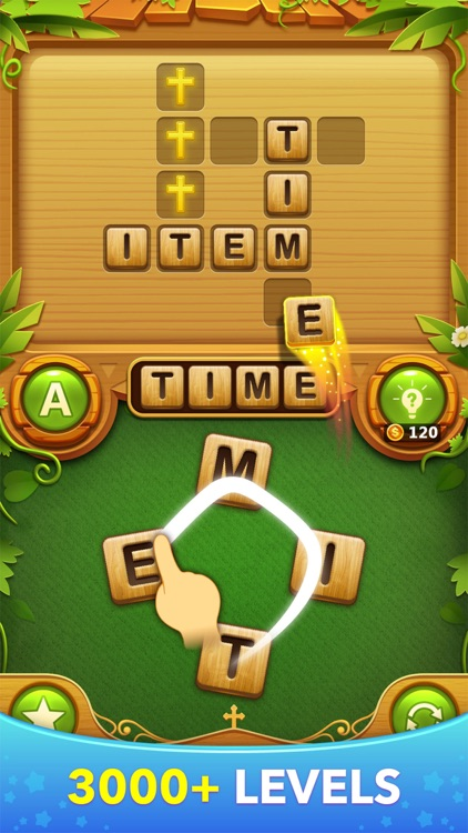 Word Cross Bible - Puzzle Game