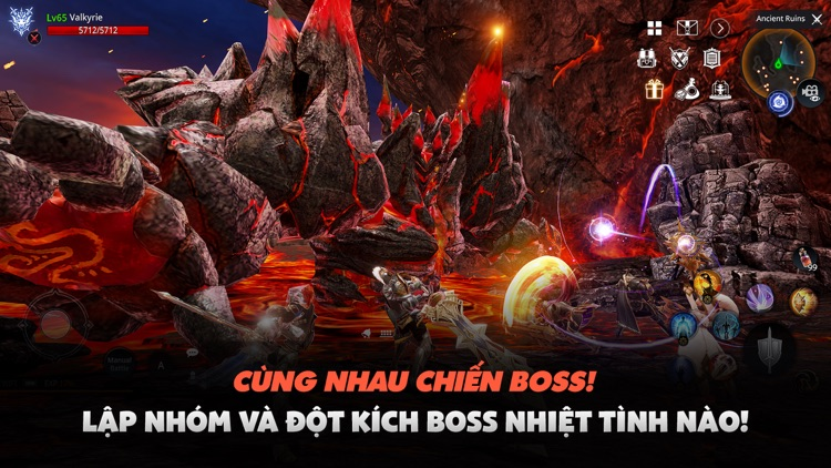 AxE:Alliance x Empire Việt Nam screenshot-2