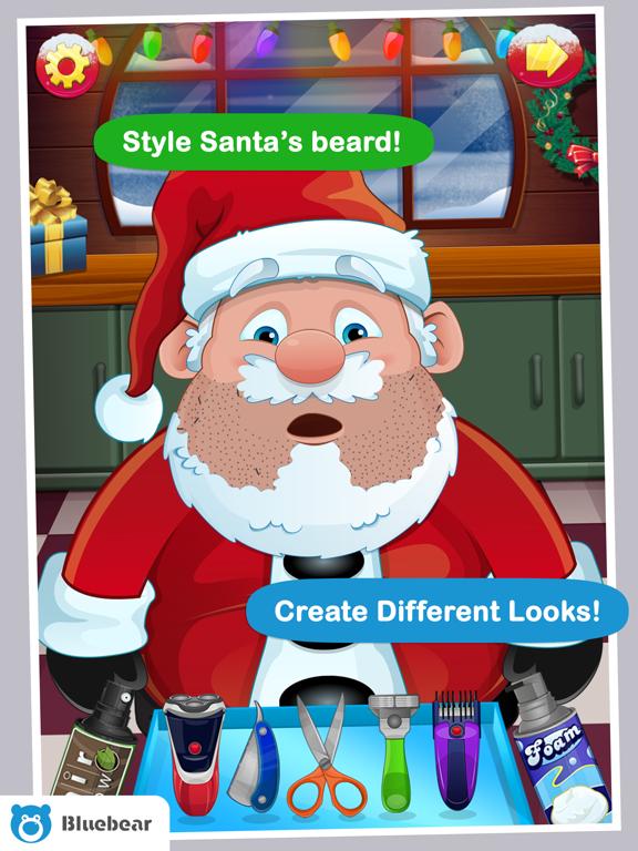 Shave Santa screenshot