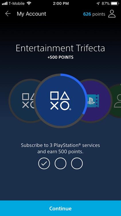 Sony Rewards screenshot-6