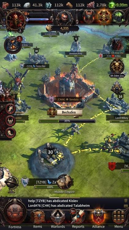 Warhammer: Chaos & Conquest screenshot-5