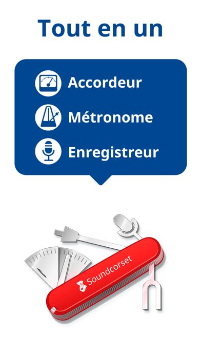 Accordeur & Métronome sur pc