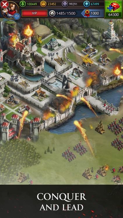 Gods and Glory: War of Thrones screenshot-6