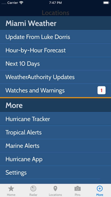 Weather Authority screenshot-3