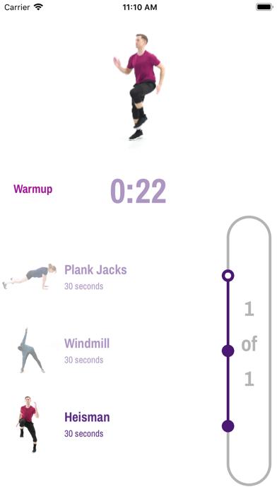 Planet Fitness review screenshots