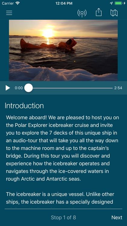 Polar Explorer Icebreaker screenshot-4