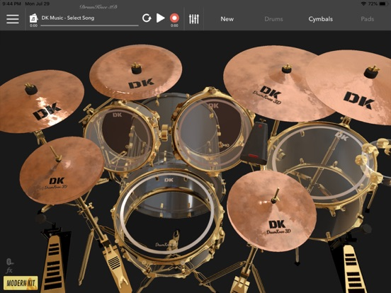Free iOS Drums, Percussion App List (44)