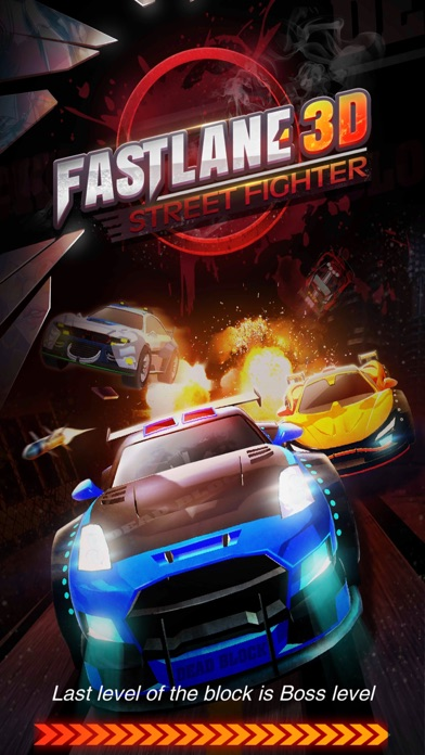 İndir Fastlane 3D : Street Fighter Pc için