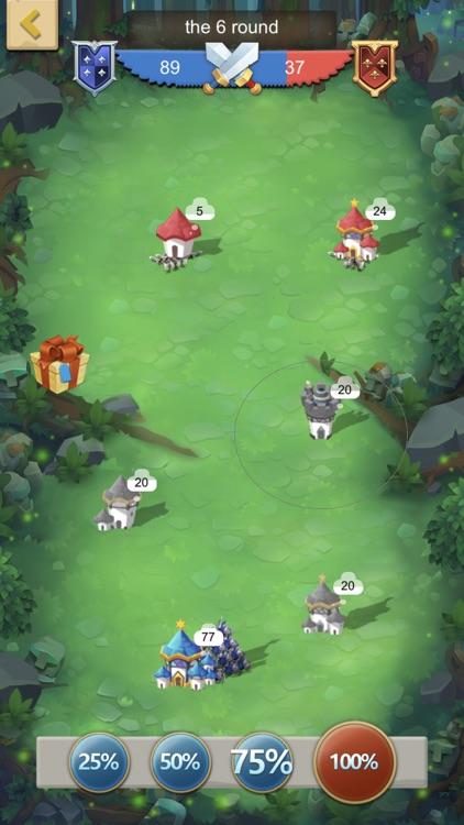 War of Kings-Attack or defense