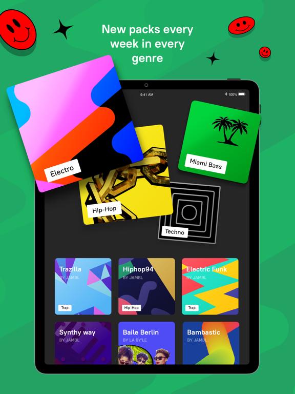 Jambl: DJ Band & Beat Maker screenshot 7