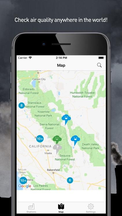 Air Quality Near Me screenshot-4