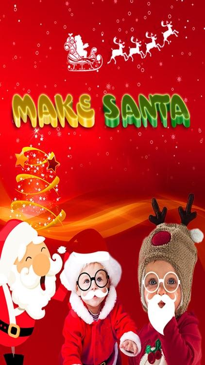 Make Santa Claus - Xmas Booth