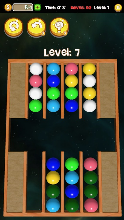 Brain Marbles - the puzzle screenshot-5