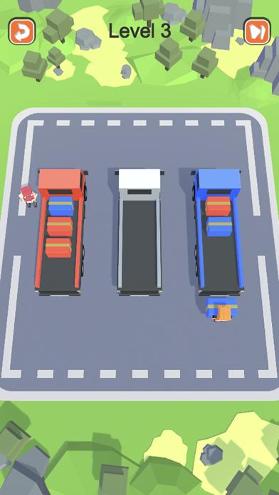 Truck Sort 3D screenshot 1