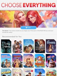 Choices: Stories You Play ipad images