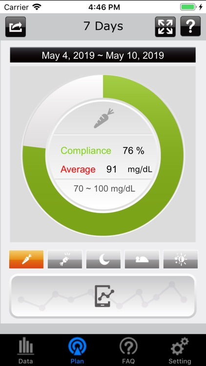iFORA Diabetes Manager screenshot-5