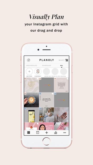 PLANOLY: Plan, Schedule, Post Screenshot