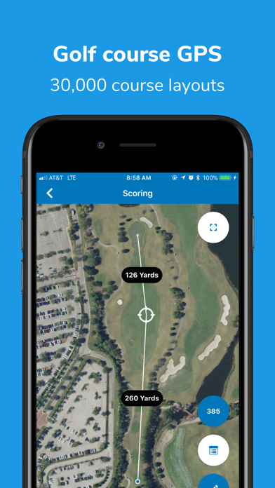 Screenshot for GOLFNOW Book TeeTimes Golf GPS in United States App Store