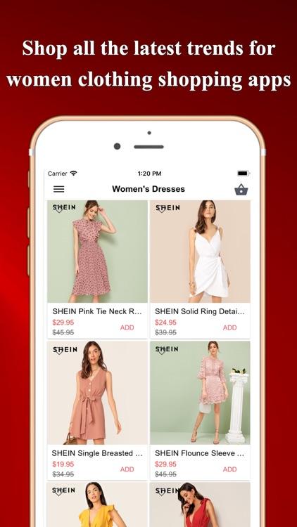 Women Fashion clothing stores screenshot-4