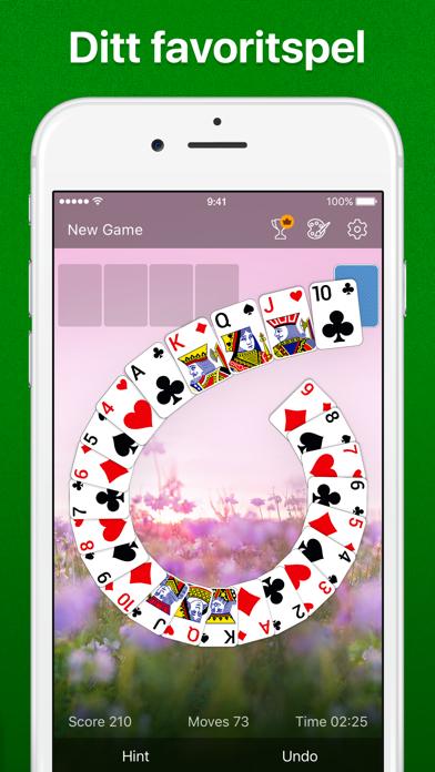 Harpan - klassiskt kortspel på PC