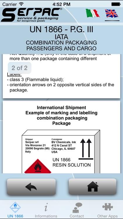UN1866 – Resin solution screenshot-4