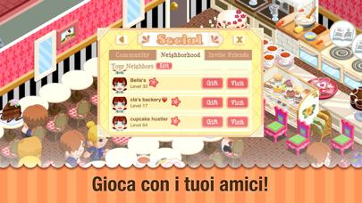 Screenshot of Bakery Story4