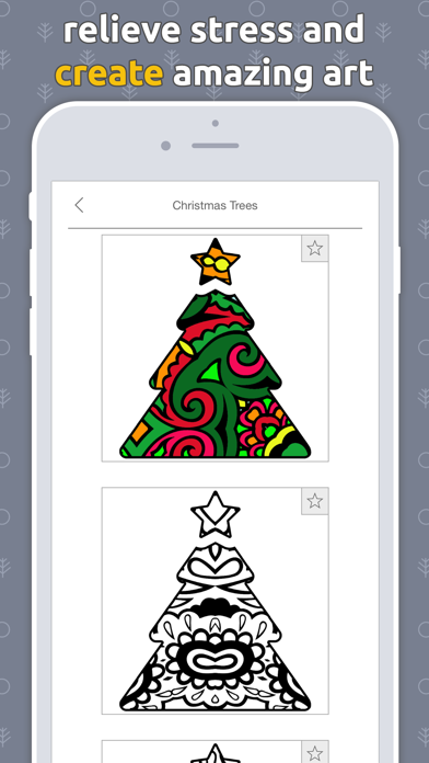 Christmas Coloring Sheets Book 3