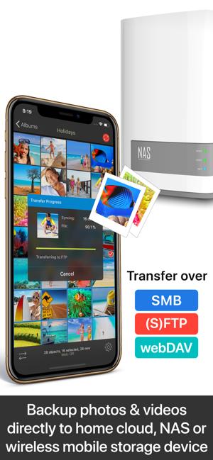 Photosync Transfer Photos Su App Store