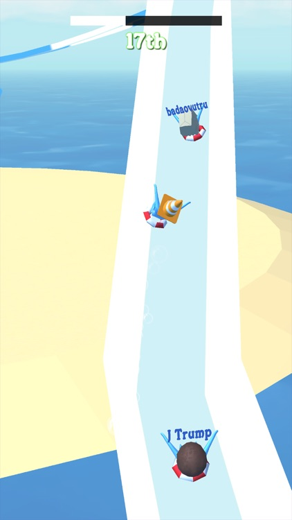 Aqua Race IO screenshot-5