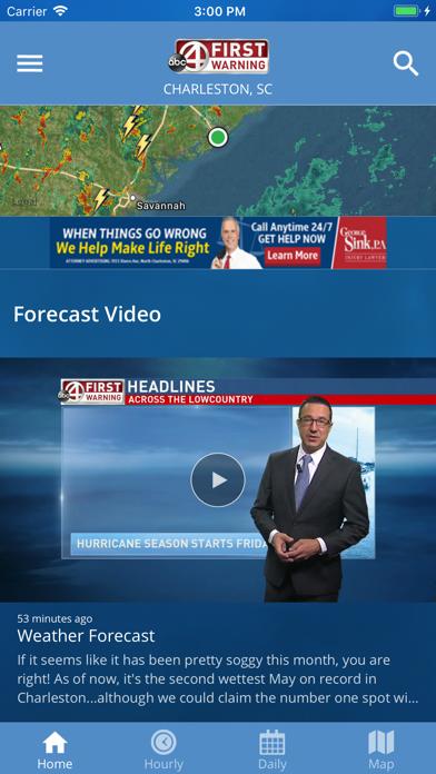 ABC News 4 Storm Tracker iOS Application Version 4 8 900