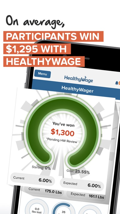Weight Loss Bet by HealthyWage screenshot-4