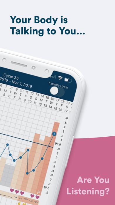 Kindara: Fertility Tracker Screenshot